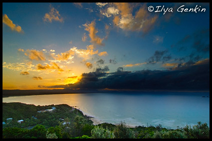 Cape Byron, Bypon Bay, NSW, Australia
