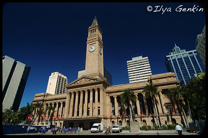 City Hall, Brisbane, QLD, Australia