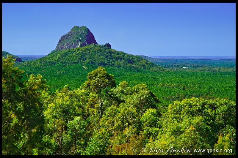 Glass House Mountain National Park, QLD, Australia