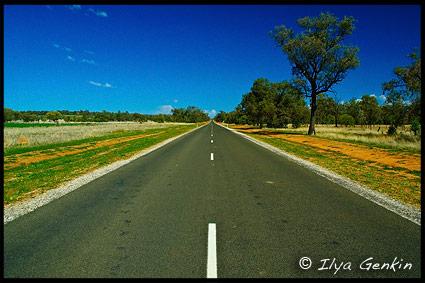 Road, Narrabri, NSW, Australia