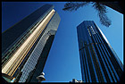 Brisbane CBD Skyscrapers, Brisbane, QLD, Australia