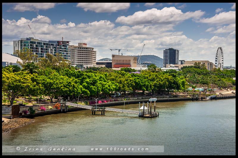 Достопримечательности, Sights, Брисбен, Brisbane, Квинсленд, Queensland, Австралия, Australia