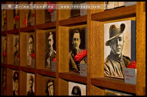 Зал доблести, The Hall of Valour, Австралийский военный мемориал, Australian War Memorial, Канберра, Canberra, Австралийская столичная территория, ACT, Австралия, Australia