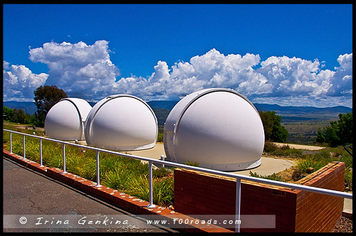 Обсерватория Маунт-Стромло, Mount Stromlo Observatory, Канберра, Canberra, Австралийская столичная территория, ACT, Австралия, Australia