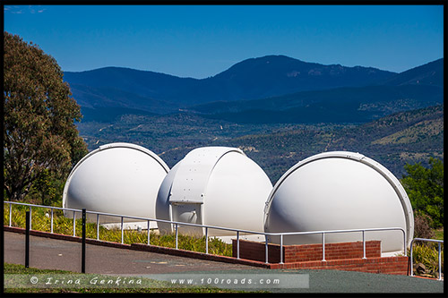 Обсерватории Маунт-Стромло, Mount Stromlo Observatory, Канберра, Canberra, Австралийская столичная территория, ACT, Австралия, Australia