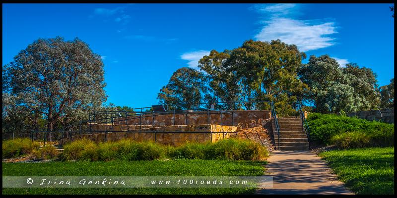Дом Губернатора, Дом Правительства, Government House, Канберра, Canberra, Австралийская столичная территория, ACT, Австралия, Australia