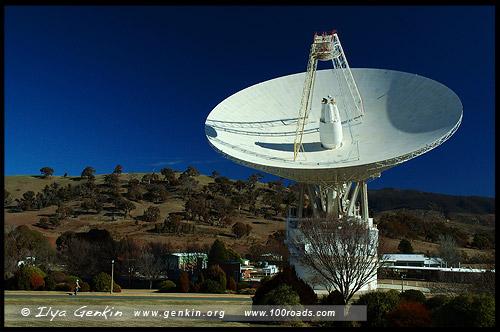 Комплекс глубокой космической связи Канберры, НАСА, NASA, Canberra Deep Space, Канберра, Canberra, Австралийская столичная территория, ACT, Австралия, Australia
