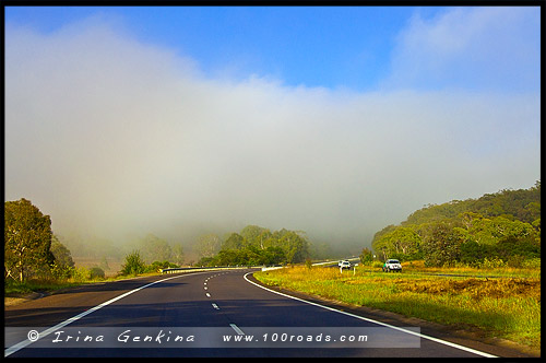 Федеральная трасса, Federal Highway, Австралийская столичная территория, ACT, Австралия, Australia