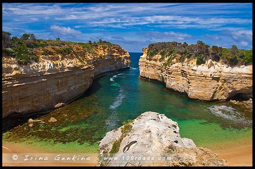 Великая Океанская Дорога, Great Ocean Road, Виктория, Victoria, VIC, Австралия, Australia
