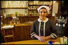 Костюм 19 век, Продавщица, Соверен Хилл, Sovereign Hill, Балларат, Ballarat, Виктория, Victoria, Австралия, Australia