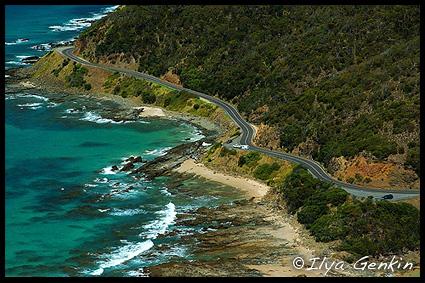 Великая Океанская Дорога, Great Ocean Road, Victoria, Australia
