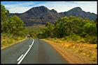 Road, Парк Грэмпианс, The Grampians National Park (Gariwerd), Виктория, Victoria, Австралия, Australia