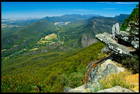 View from Boroka Lookout, Парк Грэмпианс, The Grampians National Park (Gariwerd), Виктория, Victoria, Австралия, Australia