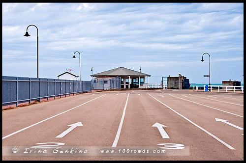 Queenscliff – Sorrento Ferry Service, Полуостпов Монингтон, Mornington Peninsula, Виктория, Victoria, VIC, Австралия, Australia