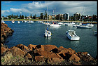 Wollongong City, Breakwater, Wollongong, NSW, Australia