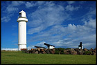 The Wollongong Head Lighthouse, Flagstaff Point, Wollongong, NSW, Australia