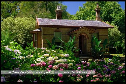 Дом Синклера, Sinclair's Cottage, Мельбурн, Melbourne, Австралия, Australia