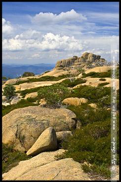 The Castle, Национальный парк Горы Баффало, Mt Buffalo NP, Виктория, Victoria, Австралийские Альпы, Australian Alps, Австралия, Australia