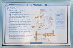 The Monolith, Национальный парк Горы Баффало, Mt Buffalo NP, Виктория, Victoria, Австралия, Australia
