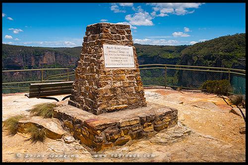 Блэкхит, Blackheath, Голубые Горы, Blue Mountains, Новый Южный Уэльс, NSW, Австралия, Australia