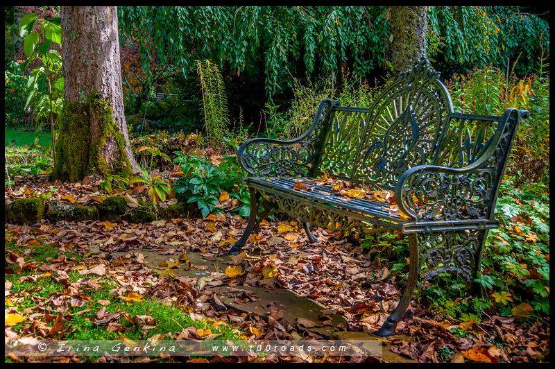 Очаровательный парк, Веселый парк, Merry Garth Garden, Гора Вилсон, Mount Wilson, Голубые Горы, Blue Mountains, Новый Южный Уэльс, NSW, Австралия, Australia