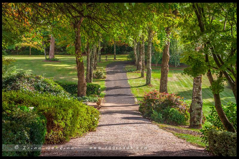 Сад Бисли, Bisley Garden, Гора Вилсон, Mount Wilson, Голубые Горы, Blue Mountains, Новый Южный Уэльс, NSW, Австралия, Australia