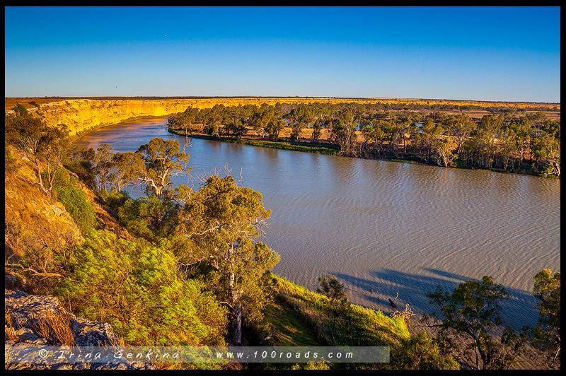 Буронга, Buronga, Новый Южный Уэльс, New South Wales, Австралия, Australia