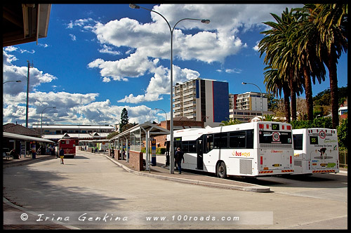 Госфорд, Gosford, Новый Южный Уэльс, NSW, Австралия, Australia