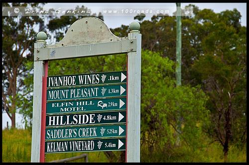 Долина Хантер, Hunter Valley, Новый Южный Уэльс, NSW, Австралия, Australia