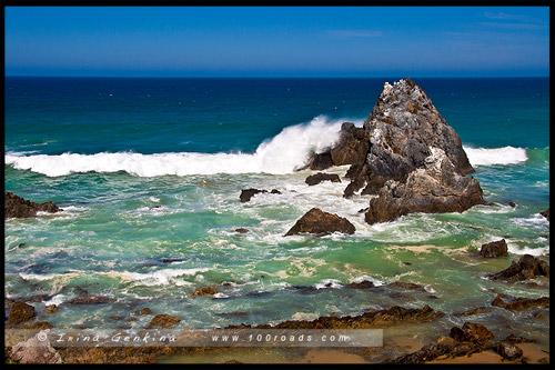 Скала Верблюд, Camel Rock, Бермагуи, Bermagui, Новый Южный Уэльс, NSW, Австралия, Australia