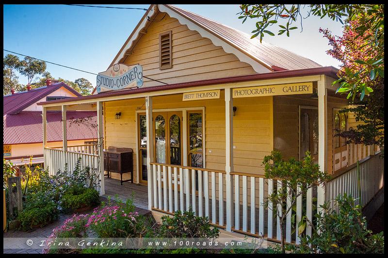 Центральная Тилба, Central Tilba, Нарума, Narooma, Новый Южный Уэльс, NSW, Австралия, Australia
