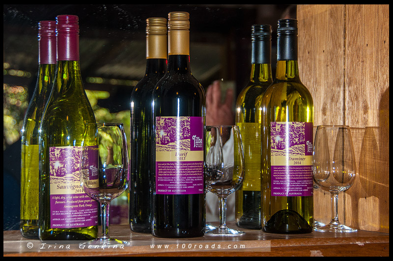 Tilba Valley Wines, Нарума, Narooma, Новый Южный Уэльс, NSW, Австралия, Australia