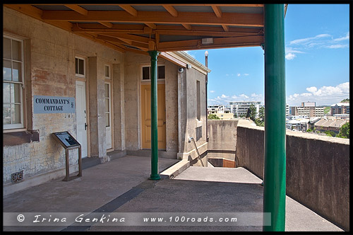Форт Скретчли, Fort Scratchley, Ньюкасл, Newcastle, Новый Южный Уэльс, NSW, Австралия, Australia