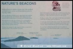 Схема, восточная смотровая площадка, Вершина мыса Томари, Tomaree Head, Бухта Нельсона, Nelson Bay, Порт Стивенс, Порт Стефенс, Port Stephens, Новый Южный Уэльс, NSW, Австралия, Australia