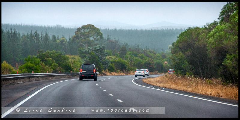 Шоссе Хьюм, Hume Highway, Новый Южный Уэльс, New South Wales, Австралия, Australia