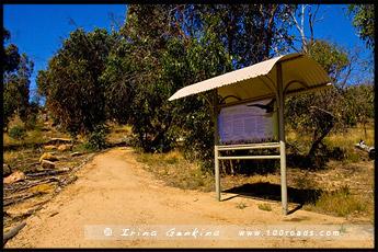 Укрытие Банджил, Bunjils Shelter, Парк Грэмпианс, Парк Грэмпианс, Grampians Natonal Park, Виктория, Victoria, VIC, Австралия, Australia