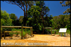Убежище Нгамаджидж, Ngamadjidj Shelter, Парк Грэмпианс, Grampians Natonal Park, Виктория, Victoria, VIC, Австралия, Australia