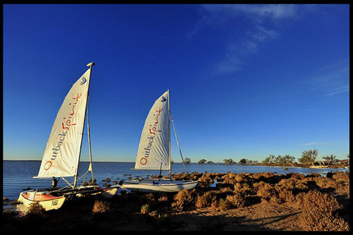 Lake Eyre Yacht Club Regatta, 2010, Австралия, Australia