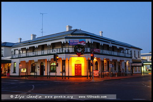 Mt Gambier Hotel, Маунт Гембер, Mount Gambier, Южная Австралия, South Australia, SA, Австралия, Australia