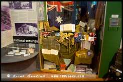 Музей в информационном центре, Бывший Институт Механики и Библиотека, Old Penola Mechanics Institute and Public Library, Пенола, Penola, Южная Австралия, South Australia, SA, Австралия, Australia