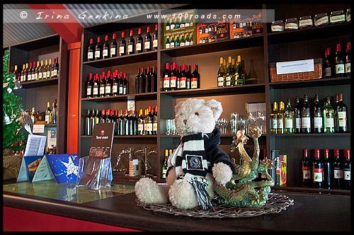 Винный магазин ресторан, Пенола, Penola, Южная Австралия, South Australia, SA, Австралия, Australia