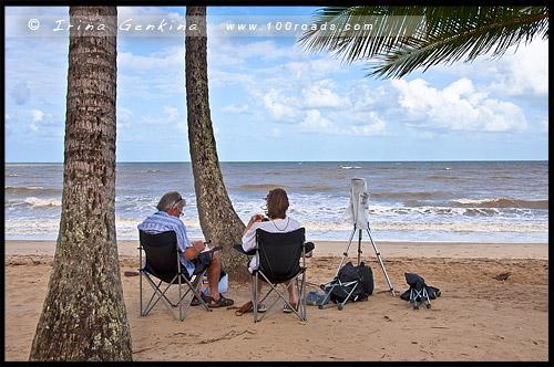Пальмовая Бухта, Палм Ков, Palm Cove, Queensland, Квинсленд, QLD, Австралия, Australia