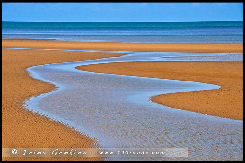 Дубовый пляж, Oak beach, Queensland, Квинсленд, QLD, Австралия, Australia