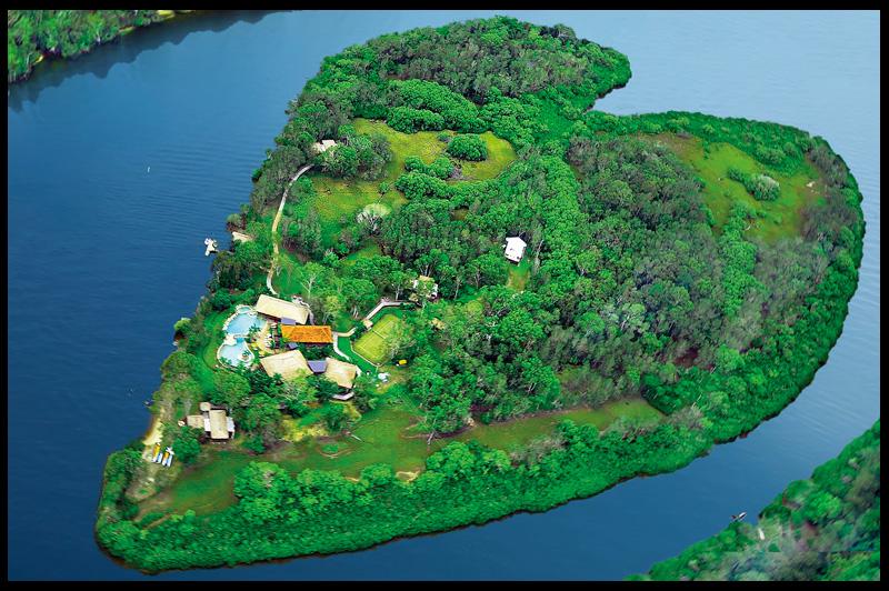 Остров Мейкпис, Makepeace Island, Квинсленд, Queensland, Австралия, Australia
