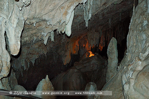 North Glory Cave, Yarrangobilly Caves, Снежные горы, Snowy Mountains, Австралия, Australia