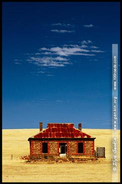 Покинутый дом, Abandoned house, Южная Australia, South Australia, Австралия, Australia