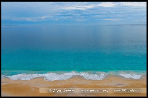 Gallipoli Beach, Коффин-Бей, Coffin Bay, Полуостров Эйр, Eyre Peninsula, Южная Australia, South Australia, Австралия, Australia