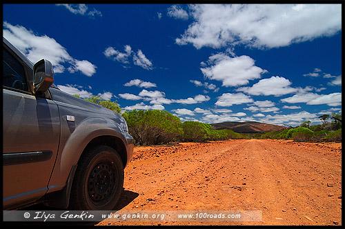 Горная цепь Гавлер, Gawler Ranges, Полуостров Эйр, Eyre Peninsula, Южная Australia, South Australia, Австралия, Australia