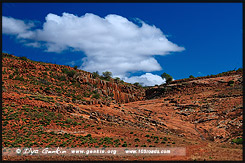 Водопад Колай Мирика, Kolay Mirica Falls, Горная цепь Гавлер, Gawler Ranges, Полуостров Эйр, Eyre Peninsula, Южная Australia, South Australia, Австралия, Australia