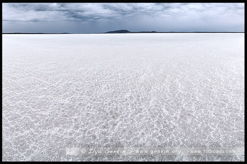 Lake Greenly, Полуостров Эйр, Eyre Peninsula, Южная Australia, South Australia, Австралия, Australia
